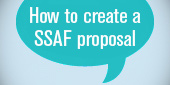 How to create a SSAF proposal
