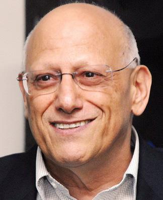 Andrew Markus closeup wearing glasses