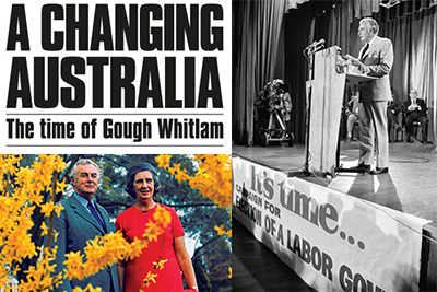 A Changing Australia exhibition images
