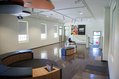 A Changing Australia exhibition room 2