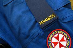 Paramedicine Study Area