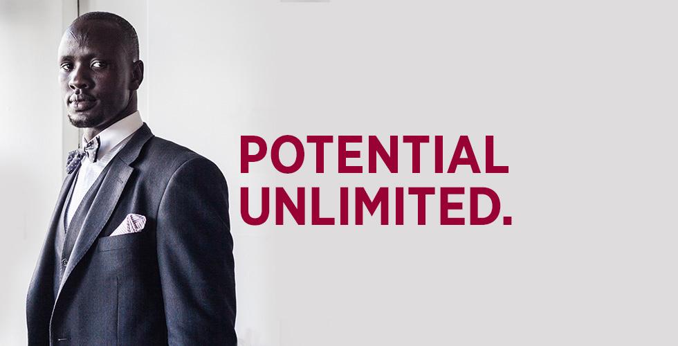 Deng Thiak Adut - Potential Unlimited
