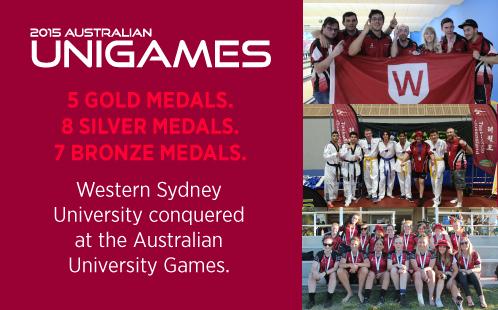 Australian University Games 2015