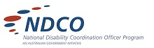 National Disability Coordination Officer Program Logo