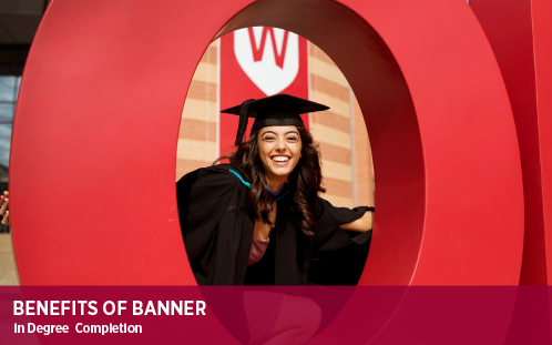 banner and degrees