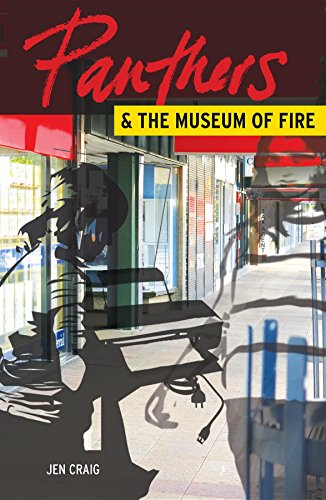 Panthers and the Museum of Fire Cover