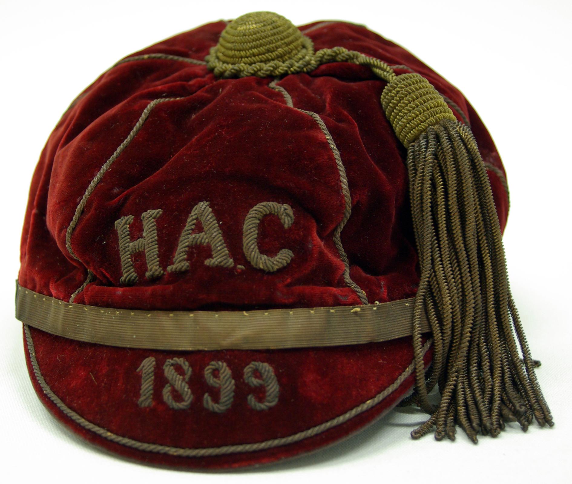 Sports Honour Cap 1899