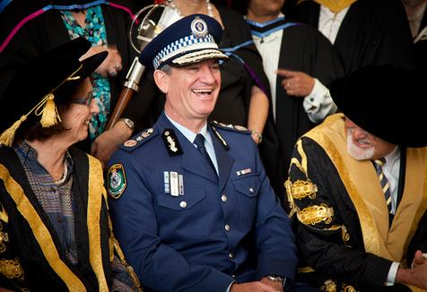 Commissioner Scipione