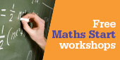 Free Maths Start workshops