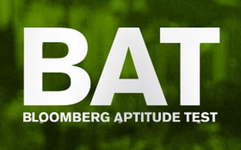 Bloomberg Test
