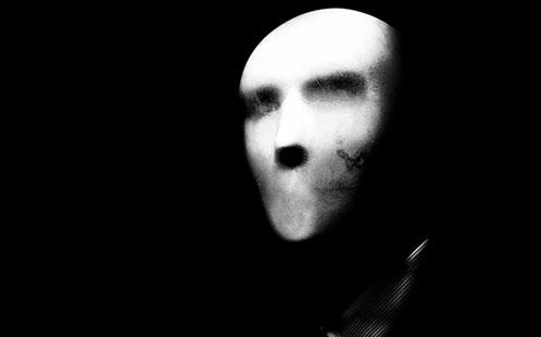 Portrait of Slender Man