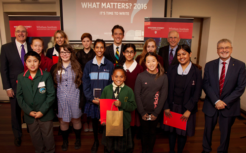 What Matters Finalists