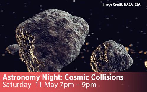 Astronomy Night 11 May 2019