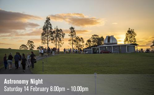 Astronomy Night - 14 February 2015