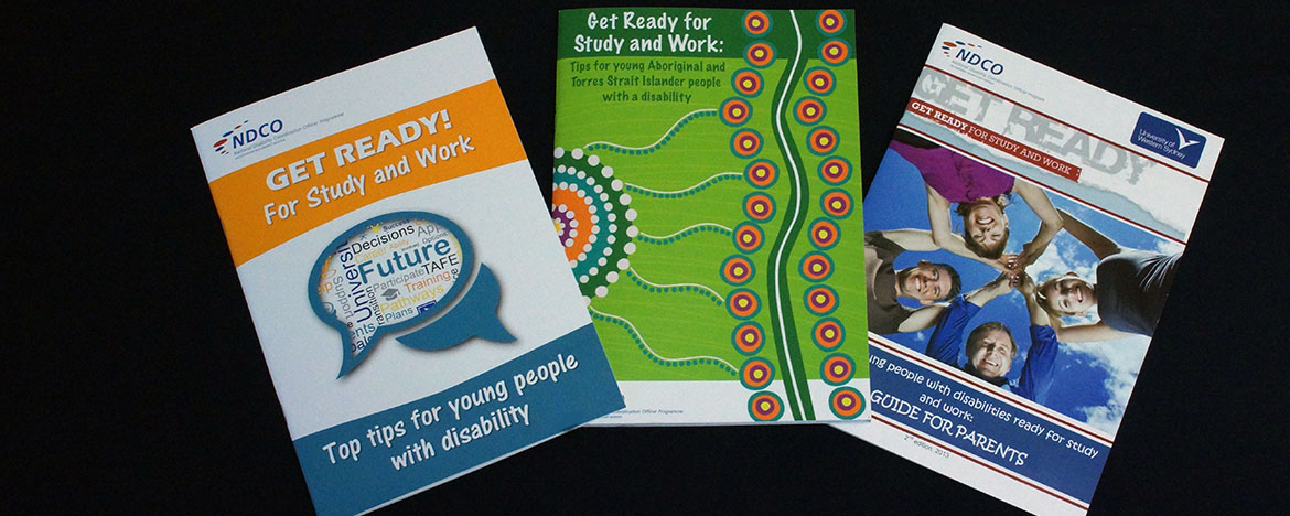 Image of Get Ready Workbook series
