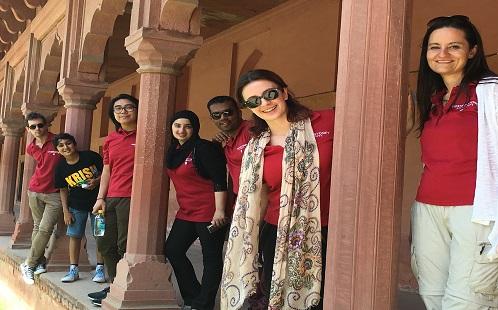 indian study tour 2
