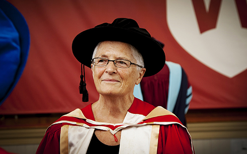 Professor Bronwyn Davies