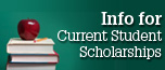 Information for Current UWS Scholarship Students