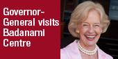 Governor-General visits Badanami