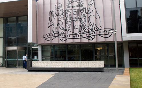 Western Sydney law courts
