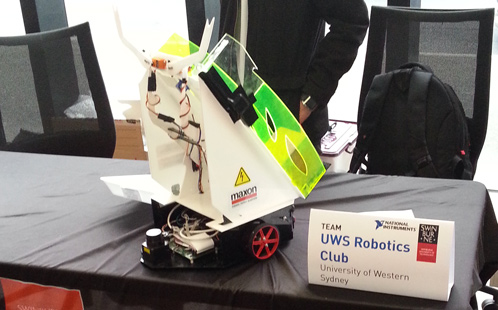 Robots comp 2013