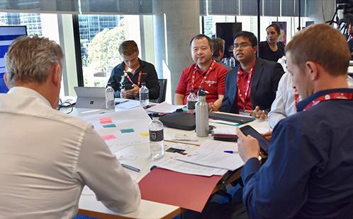 C4SMC Roundtable 9 2018