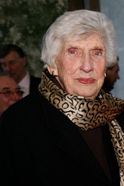 Mrs Margaret Whitlam in July 2008