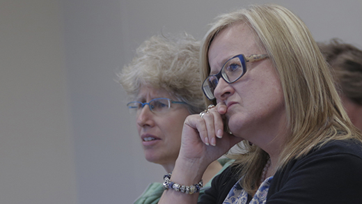 Roseanne Kennedy and Alison Lewis