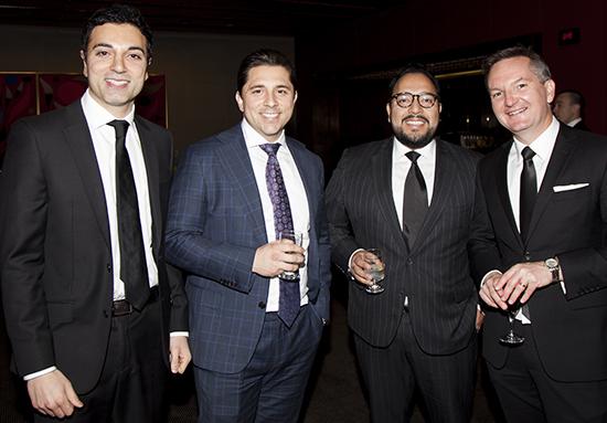 Alumni Law Dinner 2016
