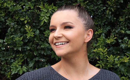 Seven News Young Achiever Awards nominee, Kiara Osborne