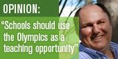 Olympics Education