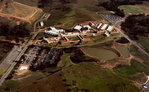 Campbelltown campus aerial view