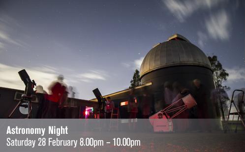 Astronomy Night - 28 February 2015