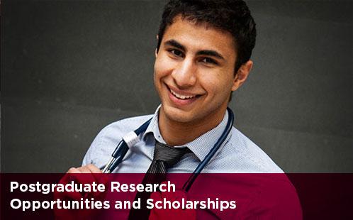 Postgraduate Research Opportunities