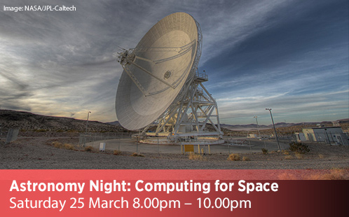 Astronomy Night - 25 March 2017