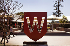 Western Sydney University Logo