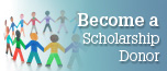 Find out how to become a scholarship donor