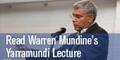 Yarramundi Lecture