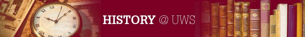 History@UWS