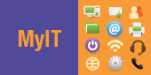 Links to MyIT Portal