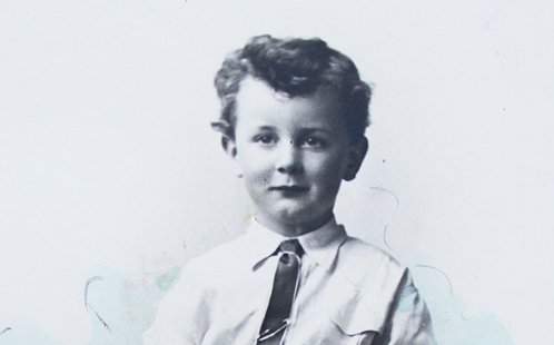 Young Gough Whitlam
