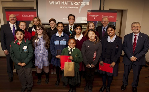 What Matters 2016 finalists