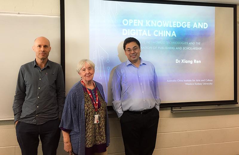 Dr Ren' seminar