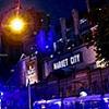 Thumbnail image of Market City at night.