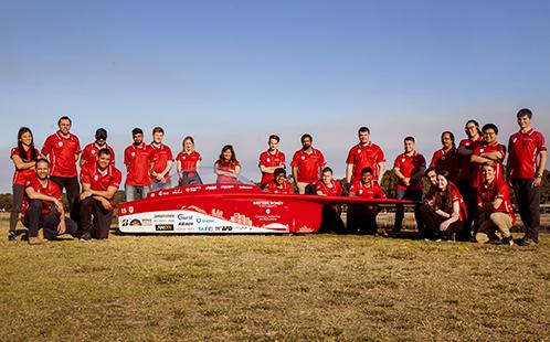 The Solar team