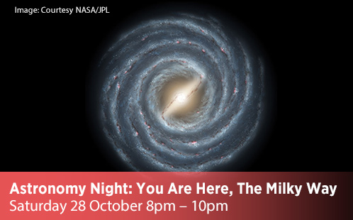 Astronomy Night - 28 Oct 2017