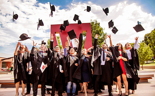 December graduation celebrated at Western Sydney University