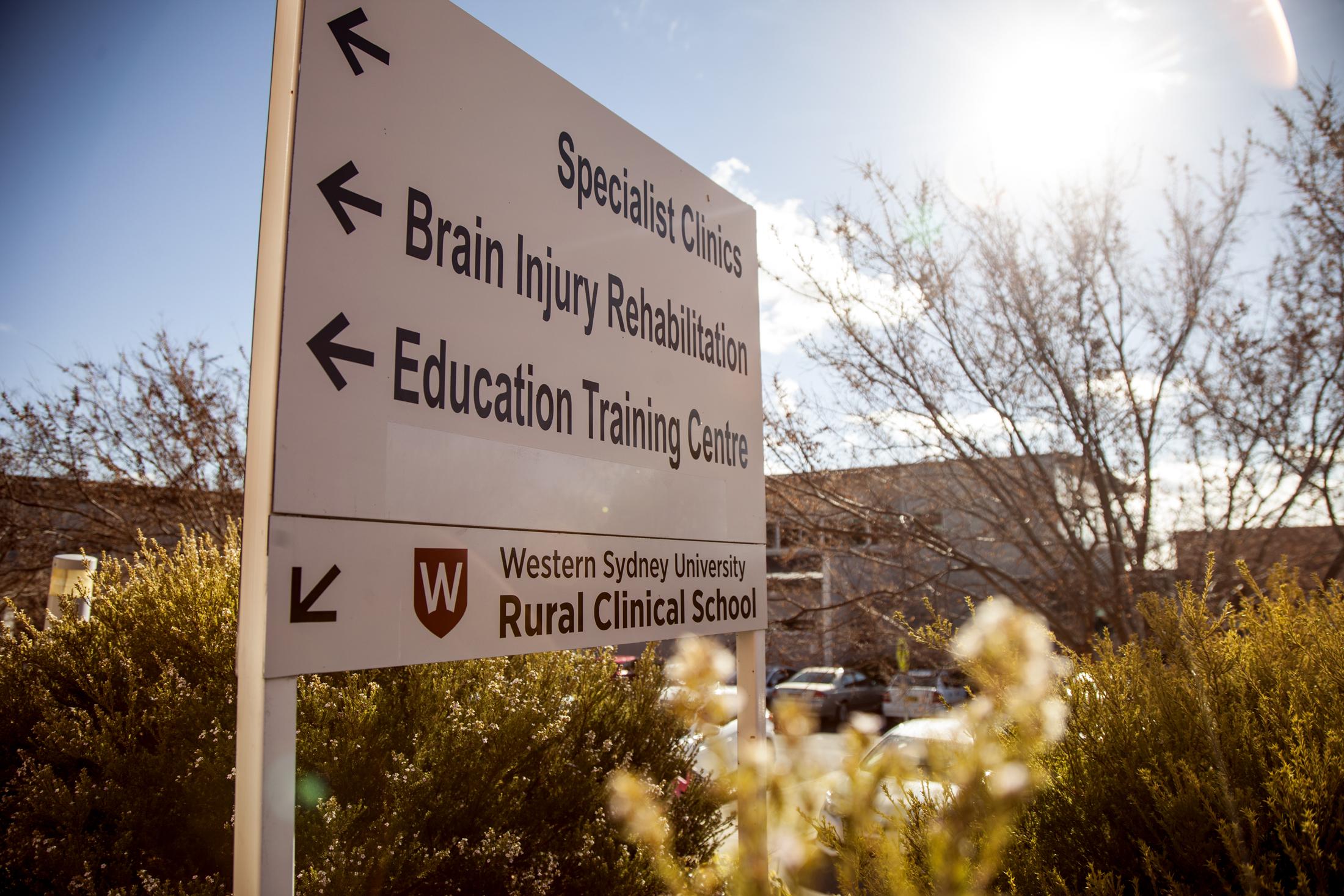 Bathurst Rural Clinical School