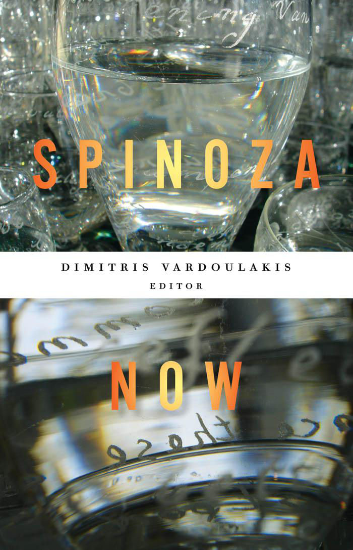 Vardoulakis 2011 edited Spinoza