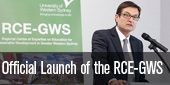 Launch of the RCE-GWS